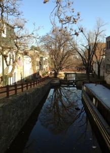 C & O Canal, Georgetown, Washington, DC