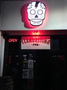 Clandestino Pub, South Beach