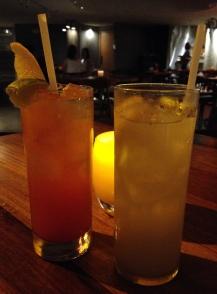 Cocteles, Restaurante El Blok