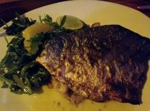 Fish, Restaurante El Blokl Vieques