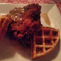 Chicken and Waffles, Next Course, Vieques