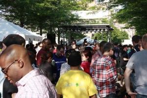 Taste of Randolph Street Festival , Chicago