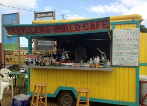 Travelers World Cafe, Vieques