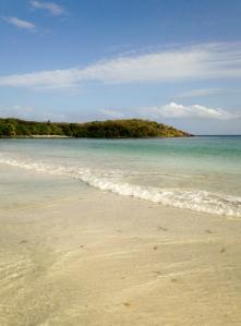 La Chiva Beach, Vieques