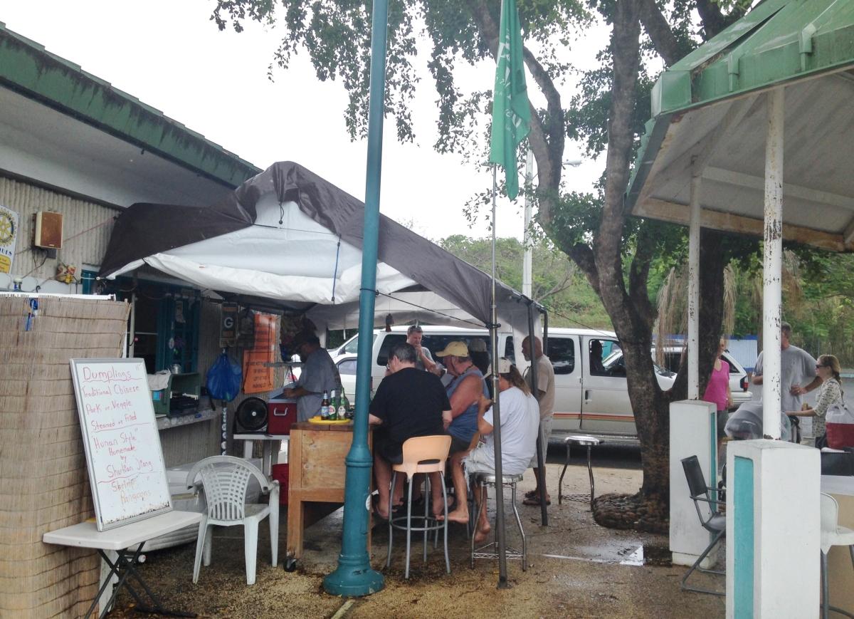 Isla Nena Cafe, Vieques, Puerto Rico
