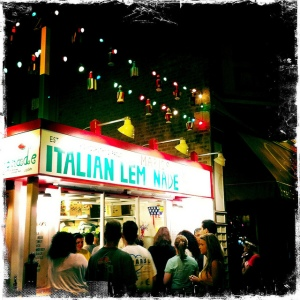 Chicago's Little Italy
