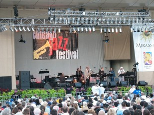 Chicago Jazz Festival, Chicago, IL