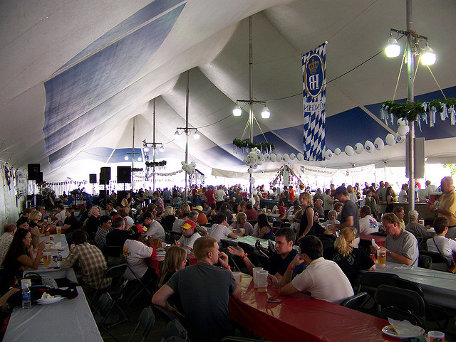 German American Festival, Chicago, IL